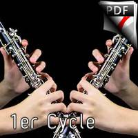 3 Duos - Duos de Clarinettes - TRADITIONNEL