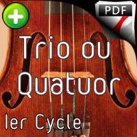 La Perdriole - Trio ou Quatuor Violons Alto - TRADITIONNEL