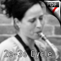 Anne-Cécile move - Duo Saxophone Piano - VEYS A.