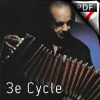 Adios Nonino - Accordéon et Orchestre Symphonique - PIAZZOLLA A.