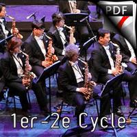 Alembra - Ensemble de Saxophones - COLOMBANI L.