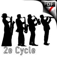 Allegretto 7e symphonie - Quatuor de Saxophones  - BEETHOVEN L. V.