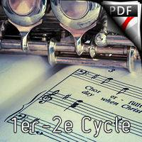 Alles fühlt des Liebe Monostatos - Ensemble de Flûtes - MOZART W.A.