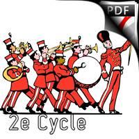 American Patrol - Orchestre d'Harmonie - MEACHAM F.W.