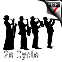 At last - Quatuor de Saxophones- VEYS A.