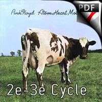 Atom Heart Mother - Ensemble de Saxophones - PINK FLOYD