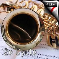 Ave Maria - Saxophone Piano