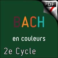 Bach en Couleurs (6 préludes) - Analyse Musicale - CHARLIER C.
