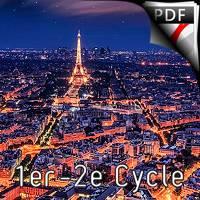 Balade à Paris - Trio Guitares - OBERLAND J.M.