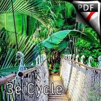 Ballade tropicale - Trio Flûte Clarinette Piano - NOWAK M.