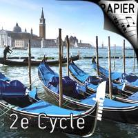 Barcarolle - Chœur 3 voix mixtes - OFFENBACH J.