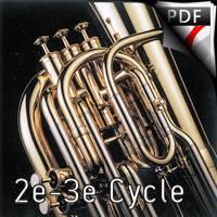 Brass Piece of Cake - Saxhorn Basse & Harmonie - FRELAT G.