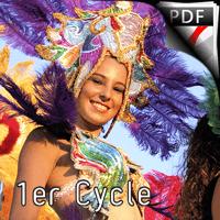 Carnaval Tribal - Quatuor de Clarinettes - DEQUEANT B.