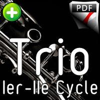 Gnossienne n°1 - Trio Clarinettes - SATIE E.
