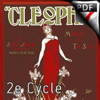 Cleopha - Ensemble de Flûtes - JOPLIN S.
