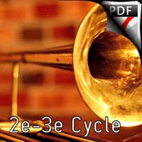 Concerto pour Trombone - Trombone et Orchestre d'Harmonie - PIZON P.