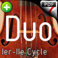 La Mort d'Ase (Peer Gynt) - Duo Cordes - GRIEG E.