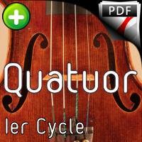 If My Complaints - Quatuor à Cordes - DOWLAND J.