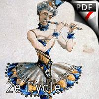 Danse des Mirlitons - Ensemble à Géométrie Variable - TCHAIKOVSKY P. I.