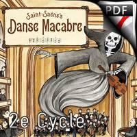 Danse macabre - Duo violon Violoncelle - SAINT-SAENS C.