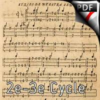 Obras de musica para tecla, arpa y vihuela - Poster - CHARLIER C.