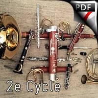 Der Pappenheimer - Quintette à vents - HAYDN M.