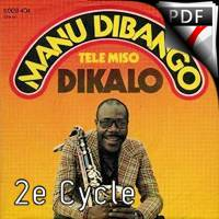 Dikalo - Ensemble de saxophones - DIBANGO M.
