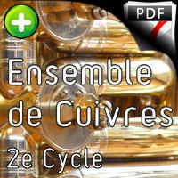 Tétris - Ensemble de Cuivres - TRADITIONNEL RUSSE