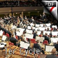Erbarm'dich mein, o Herre Gott - Orchestre d'Harmonie - BACH J. S.