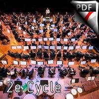 Erghen diado - Orchestre Symphonique - BONVALOT D.
