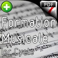Lecture Relative & Jeu de Domino - Formation Musicale - LOUIS D.