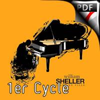 Félix et moi - Piano Voix - SHELLER W.