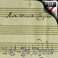 Ave Verum - Chœur et Harmonie - MOZART W. A.