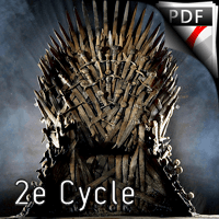 Game of Thrones - Orchestre d'Harmonie - FRELAT G.