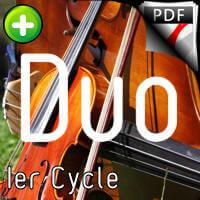 Habanera - Duo Violon Violoncelle - BIZET G.