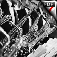 Happy Nigun - Ensemble de Saxophones - TRADITIONNEL KLEZMER