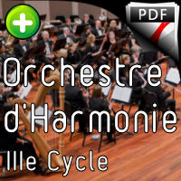 Symphonie n°1 Titan - Orchestre d'Harmonie - MAHLER G.