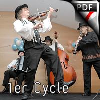 Harry's Freilach - Trio à Cordes - TRAD. KLEZMER