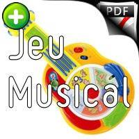 2 jeux de Dominos - Formation Musicale - LOUIS D.