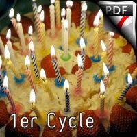 Joyeux Anniversaire (Happy Birthday)