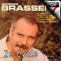 Le 22 Septembre - Quatuor de Clarinettes - BRASSENS G.