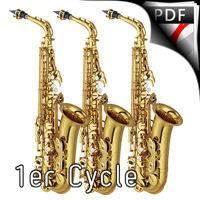 Le rap de Râ - Trio de Saxophones - VEYS A.