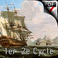 Les parfums de Lorient - Ensemble de Clarinette, Percussions & récitant - TROTOUX J-M.