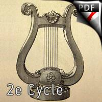 Lyre d'or - Orchestre d'Harmonie - LACOSTE R.