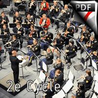Marche des Rebelles - Orchestre d'Harmonie - POTRAT R.
