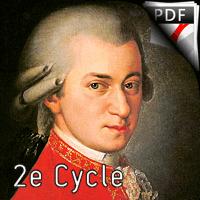 La Marche Turque - Flûte & Harpe - MOZART W.A.