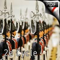 Marche des petits soldats de plomb - Orchestre d'Harmonie - PIERNE G.