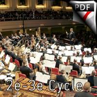 Messe glagolitique - Orchestre d'Harmonie - JANACEK L.