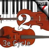 Mi Trio II - Trio cordes - LIBOUREL L.