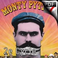 Monty Python Flying Circus - Liberty Bell - Ensemble de Clarinettes - SOUSA P. S.